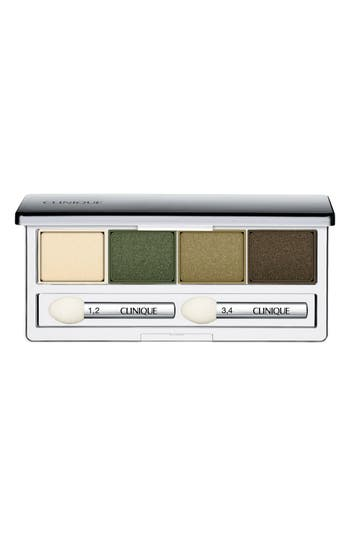 Clinique 'All About Shadow' Eyeshadow Quad - On Safari