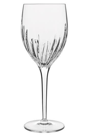 Luigi Bormioli Incanto Set Of 4 Red Wine Glasses