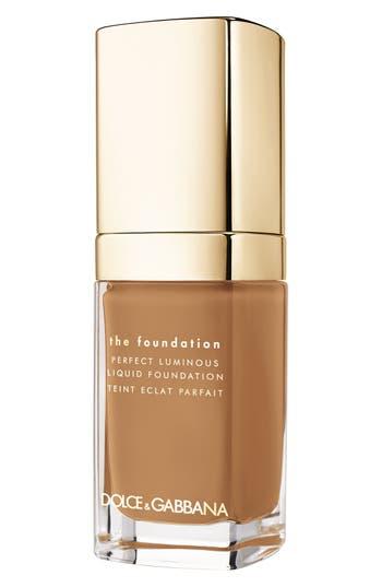 Dolce & gabbana Beauty Perfect Luminous Liquid Foundation - Soft Tan 160