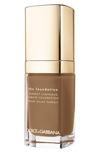 Dolce & gabbana Beauty Perfect Luminous Liquid Foundation - Amber 148