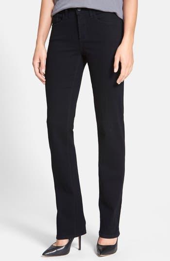 Petite Women's Nydj 'Marilyn' Stretch Straight Leg Jeans