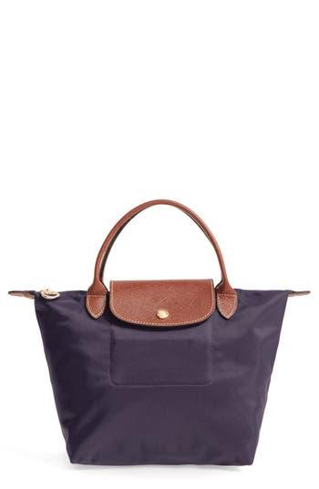 Longchamp 'Mini Le Pliage' Handbag - Blue