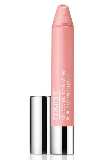 Clinique Chubby Plump & Shine Liquid Lip Plumping Gloss - Pink & Plenty
