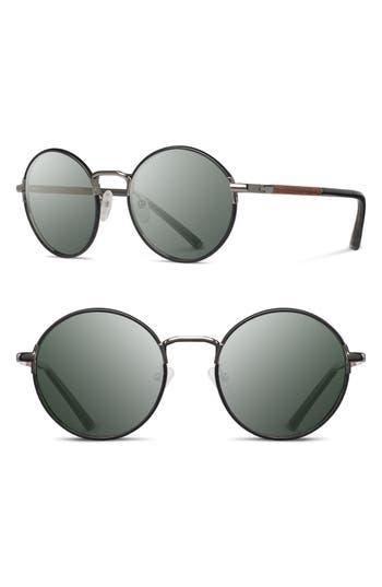 Shwood Hawthorne 50Mm Acetate Sunglasses -