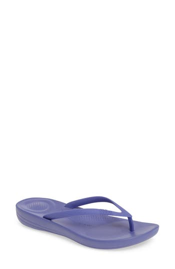 Fitflop Iqushion Flip Flop, Purple
