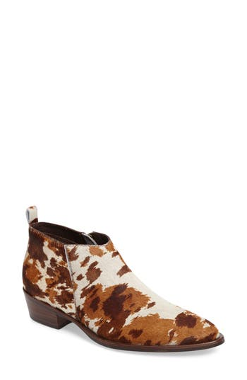 Matisse Orlin Genuine Calf Hair Bootie