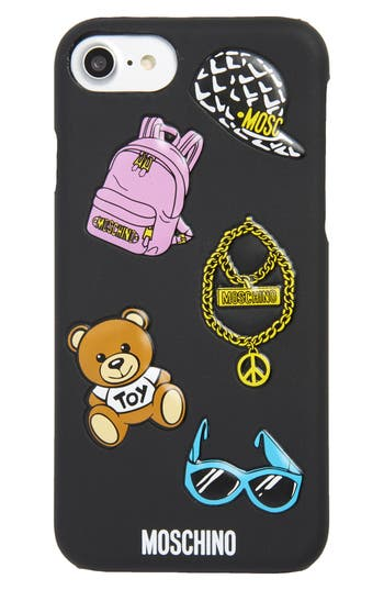 Moschino Icon Charm Iphone 6/7 Case -