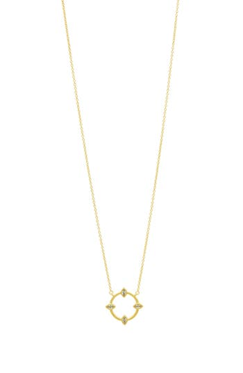 Women's Freida Rothman Amazonian Allure Pendant Necklace