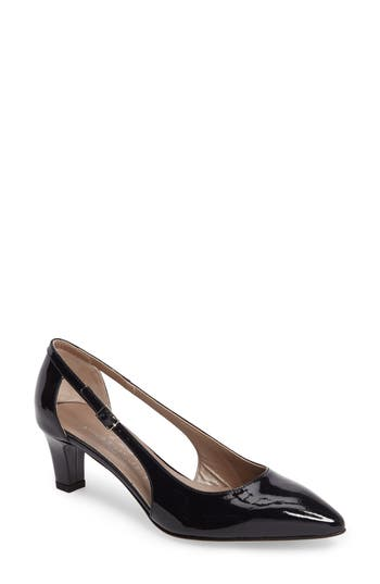 Women's Agl Cutout Pump