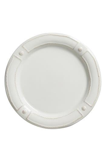 Juliska Berry & Thread Dinner Plate, Size One Size - White