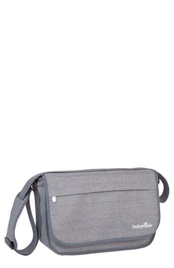 Infant Babymoov Messenger Diaper Bag - Grey
