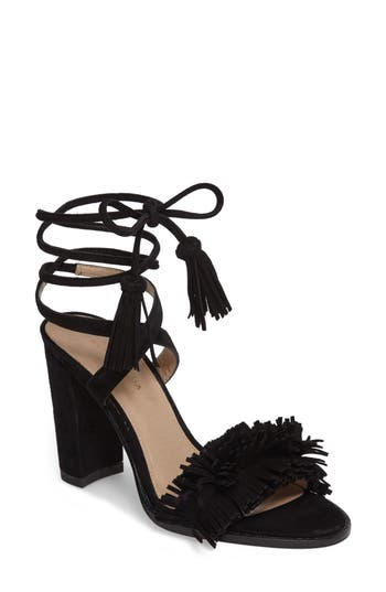 Pelle Moda Faye Sandal- Black
