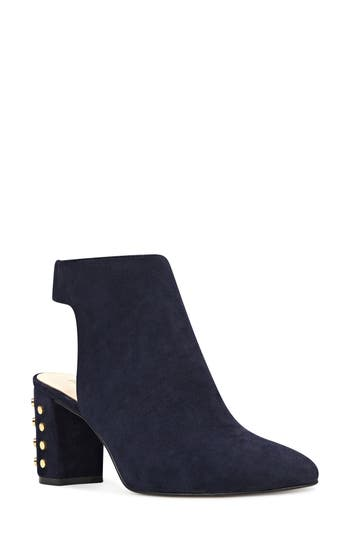 Nine West Xtravert Bootie, Blue