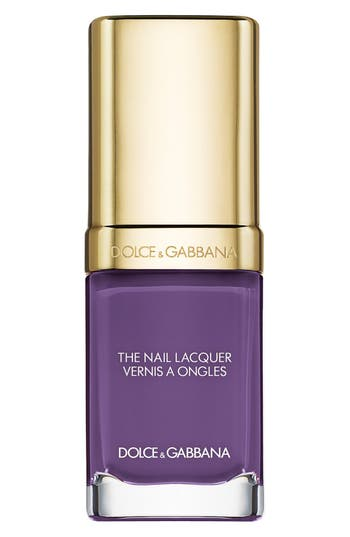 Dolce & gabbana Beauty 'The Nail Lacquer' Liquid Nail Lacquer - Violet 325