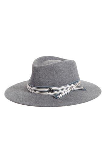 Women's Maison Michel Charles Fur Felt Hat -