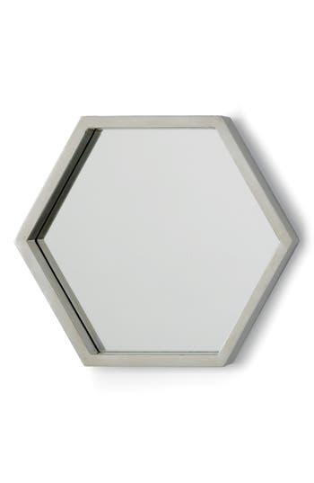 Regina Andrew Set Of 5 Beehive Mirrors, Size One Size - Metallic