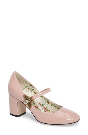 Women's Gucci Lois Bee Mary Jane Pump