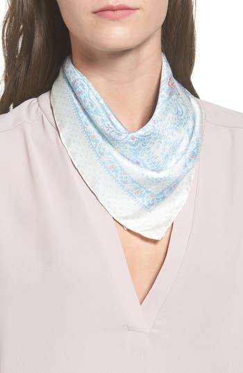 Women's Rebecca Minkoff Handkerchief Paisley Silk Scarf