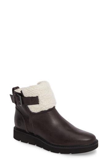 Timberland Kenniston Fleece Lined Boot- Grey