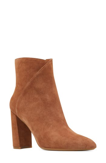 Nine West Argyle Bootie- Brown