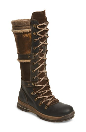Bos. & Co. Gabriella Waterproof Boot - Brown