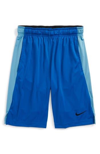 Boy's Nike 'Fly' Dri-Fit Training Shorts