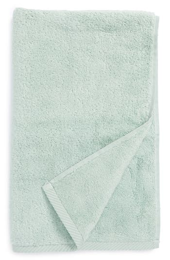 Matouk Milagro Hand Towel, Size One Size - Blue/green