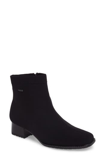 Ara Gaby Stretch Bootie- Black