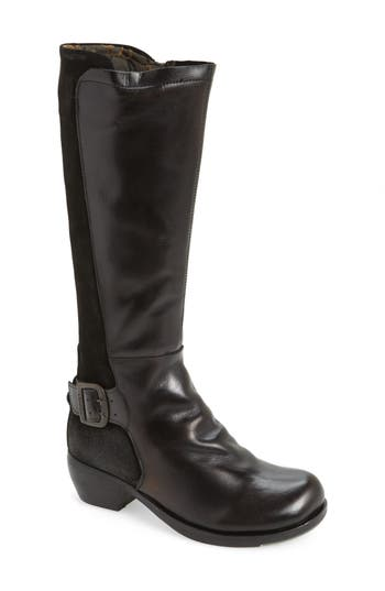 Fly London Miss Boot - Black