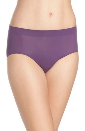 Women's Wacoal 'Skinsense' Seamless High Cut Briefs