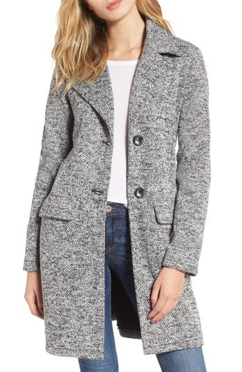 Women's Steve Madden Belted Fleece Jacket