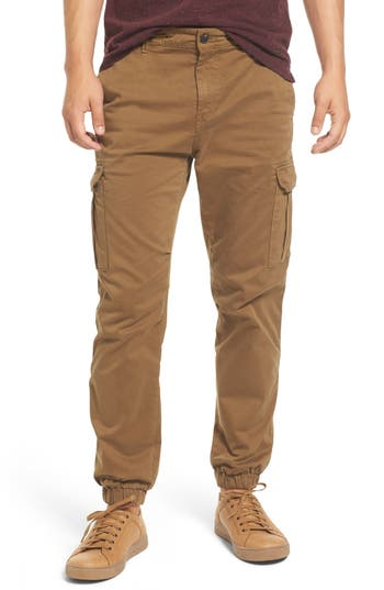 Boss Orange Shay 2 Cargo Pants Beige
