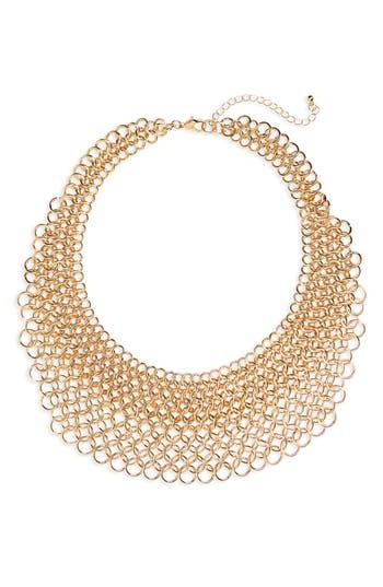 Women's Bp. Chain Link Statement Necklace