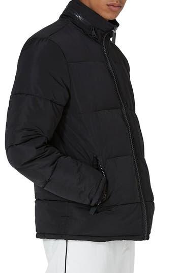 Men's Topman Rex Puffer Jacket