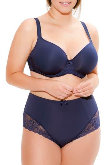 Plus Size Women's Panache Sasha Underwire Plunge Bra