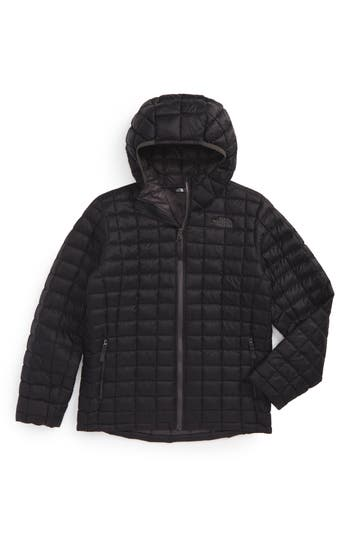 Boy's The North Face Thermoball™ Primaloft Hooded Jacket