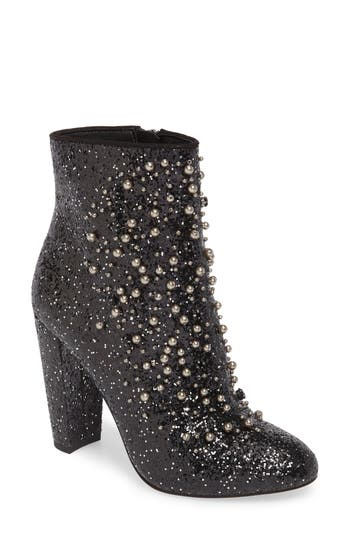 Jessica Simpson Starlite Embellished Bootie, Black