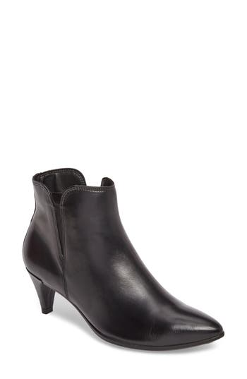 Vintage Style Shoes, Vintage Inspired Shoes Womens Ecco Shape 45 Bootie $169.95 AT vintagedancer.com