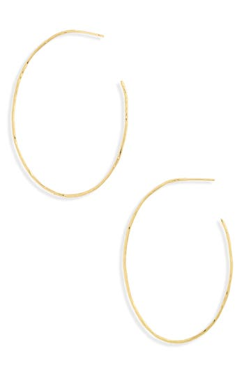 Women's Gorjana Summer Oval Hoop Earrings
