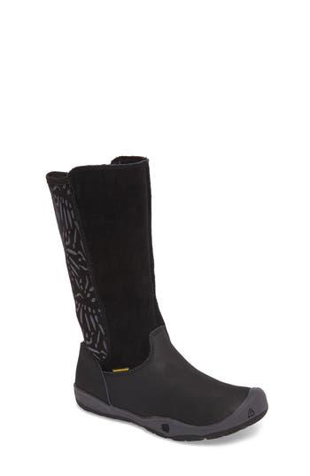 Boy's Keen Moxie Tall Waterproof Boot