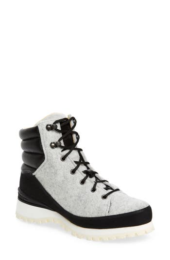 The North Face Cryos Hiker Bootie, White