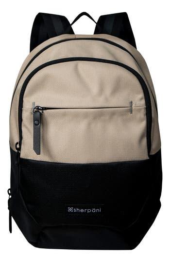 Sherpani Mini Dash Rfid Pocket Backpack - White