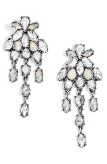 Women's Baublebar Chandelier Crystal Drop Earrings