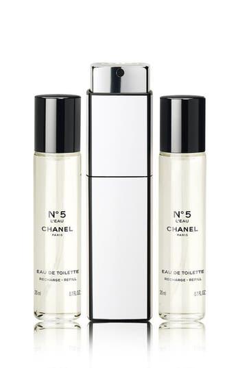 Chanel N°5 L'Eau Eau De Toilette Twist And Spray Set