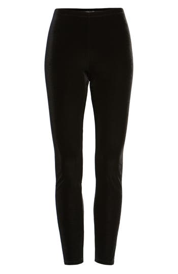Eileen Fisher Stretch Velvet Leggings