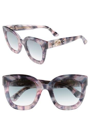 Gucci 4m Cat Eye Sunglasses - Havana