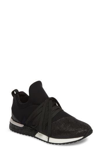 Jslides Zorro Sneaker, Black