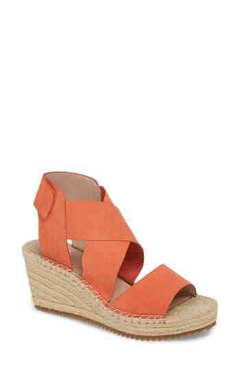 Eileen Fisher Willow Espadrille Wedge Sandal Women