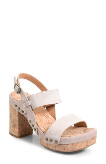 Kork-Ease Palmdale Platform Sandal, Pink