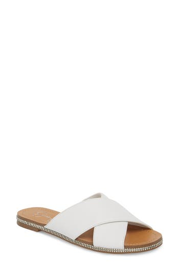 Jessica Simpson Brinella Sandal, White